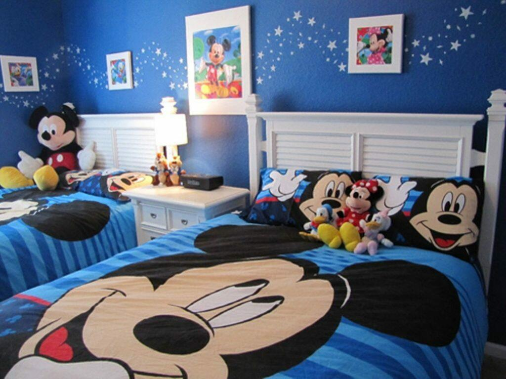 simphome mickey mouse